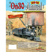 On30 Annual 2016 - O Scale Narrow Gauge Railroading For Everyone - New Book