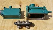 Volvo Penta 860449 838705 838704 3583098 Thermostat Housing With Lid