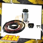 Aem V2 Water Methanol Nozzle And Controller Kit W/ Multi Input Controller Pump
