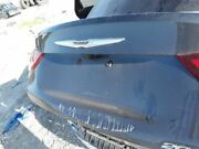 Trunk/hatch/tailgate Sedan With Rear View Camera Fits 15-17 200 2125429