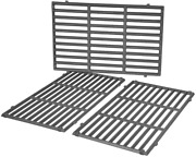 Grill Cast Iron Cooking Grates 3-pack For Weber Genesis Ii Lx 400 Series 18.74andrdquo