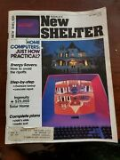 Rodaleand039s New Shelter Magazine Sep 1982 Chainsaw Tuneup Concrete Repairs