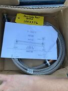 New Shoremaster Universal Boat Lift 2-rear Cable 1003376 And 2-side Cables 1003377