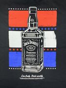 Jack Daniels Vintage Logo Made In Egypt 2011 Mens T-shirt Size Xl New