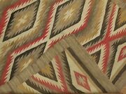 Antique Native American Navajo Rug Size 3and0399and039and039x5and0392and039and039