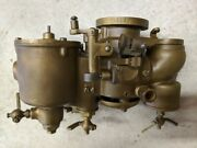 Rayfield Carburator G4 Used On Large 48.6 Hp Winton Automobiles 1910 To 1915