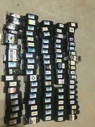 Lot Of 96 Used Empty Hp 23 17 78 C1620a 45 C1823 Etc Ink Cartridges