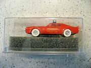 New Praline 1713 Red 187 San Francisco Fire Department 138 Fire Chief Trans Am