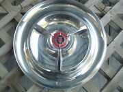 Vintage 1956 56 1957 57 Chrysler Imperial Lebaron New Yorker Hubcap Wheel Cover