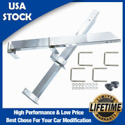 28 Universal Suspension Traction Bars Chrome Plated Steel 20470 Leaf Spring