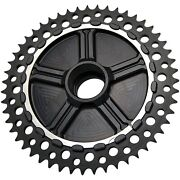 Alloy Art - Ucc53-11 - Universal Drive Chain Conversion System With Black Anodiz