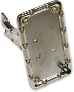 Carl Brouhard Designs - Lp-bsis-c - Bomber Series Side Mount License Plate India
