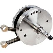 Sands Cycle - 320-0351 - Replacement Flywheel Assembly Harley-davidson Electra Gli