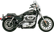 Bassani Manufacturing - Xlf12 - Radial Sweepers Exhaust System Harley-davidson 1