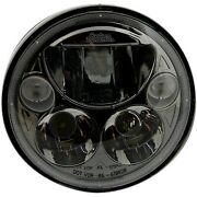 Custom Dynamics - Cdtb575b - 5.75in. Trubeam Led Headlamps And Passing Lamps