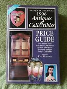 Antique Trader Antiques And Collectibles Price Guide 1996 Paperback Book