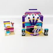 Lego Friends 41004 Stephanie's Rehearsal Stage 100 Complete
