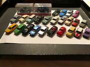 Herpa And Other Brands 1 87 Scale Large Plastic Car Lot