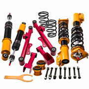 Suspension Racing Coilovers Kits And Control Arm For Ford Mustang 1979-2004