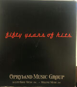 Fifty Years Of Hits - Opryland Music Group - 11 Volume Cd Box Set