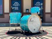 Sonor Vintage Series 3pc Kit In California Blue 13x8 16x14 22x14