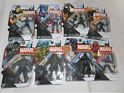 hasbro Marvel Universe Basic Series 2 Action Figure Lot Of 8 Shipped From Japan