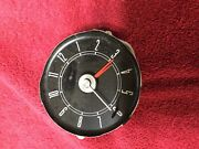 Nos 1967- Mercury Cyclone Comet Clock Kit C7gy-15a000-a