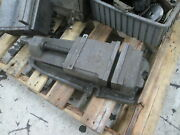 6maximum Opening Manual Operation T-slotted Milling Vise W/7-16removable Jaws