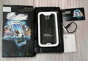 Lifeproof Fre Case For Samsung Galaxy S4 White/grey - Tfd52-301-we-aw-1c