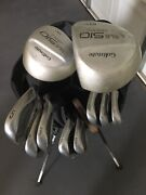 Used Set Of Wilson Golf Clubs 3i - Pw