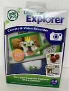 Leap Frog Leapster Explorer Camera And Video Recorder Accessory Part New