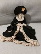 Rare Mae West Cloth Doll From Berlin Germany 1945