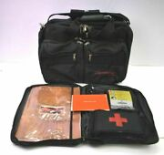 Vintage Buick Century Embroidered Travel Bags First Aid Road Atlas Welcome Card