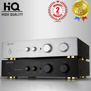 160w+160w Amp Hifi Amplifier 2.0 Stereo High Power Mixed Amplifier For Home Topz