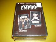 Boardwalk Empire Two Complete Season 2 And 3 Dvd Hbo Brand New Sealed