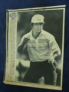 1981 Lee Trevino Mony Champions In Carlsbad Vintage Wire Press Photo