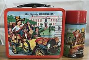 1963 Beverly Hillbillies Lunchbox And Thermos Extremely Rare Canadian Version