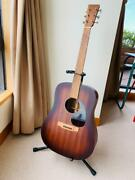 Martin D-15m Burst Made In Usa Acoustic Guitar With Hard Case Shipped From Japan