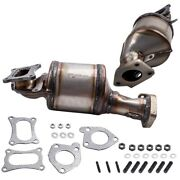 Catalytic Converter Front Left And Right For Acura Tl 3.5l And 3.7l 2009-2014