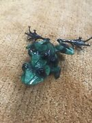 First Love By Tim Cotterill - Frogman - Bronze Frog - Retired And Sold Out