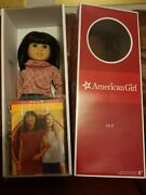 New American Girl Doll Ivy Wearing Adorable Outfit Retired Nib 18 Boots