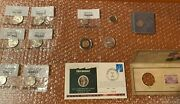 Uncirculated Coin Collection - Half Dollars Quarters Nickels