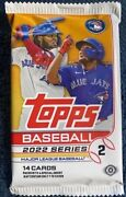 2015 16 17 18 2019 2021 Topps Series 1 2 Baseball Card Unopened Packs Mike Trout