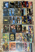 1994 Topps Star Wars Galaxy Trading Cards Complete Series 2 Base Set Foils Promo
