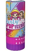 6 Piece Lot - Party Popteenies - Surprise Poppers - Brand New Series 1