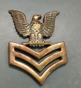Uas Us Navy Petty Officer 1st Class Badge Of Rank
