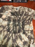 Awesome Vintage Beatles Hey Jude Tie-dye T-shirt Size 2xl Preowned