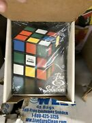 Rubiks Cube The Ideal Solution Booklet Ideal 40th Anniversary Dealer Lot 48 Pcs