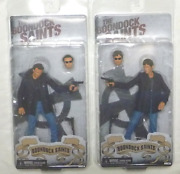neca The Boondock Saints Connor And Murphy Mcmanus Brothers Action Figure Lot 2