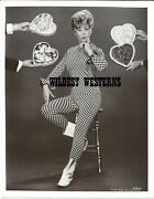 Sue Ane Langdon Boots Vintage Photo Rare Busty Tight Outfit Original Pic